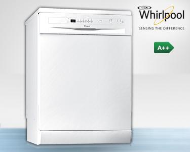 Máquina de Lavar a Louça Whirlpool | ADP 6340 A++ WH