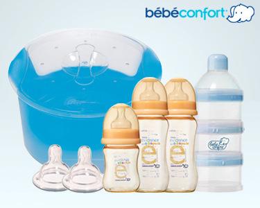 Welcome Kit Bébé Confort®   O melhor para o seu bebé