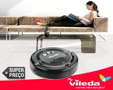 Robot Cleaning Vileda® | Limpa por Si