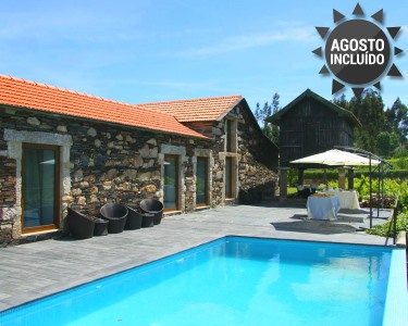 Casa Valxisto Country House | 2, 3 ou 5 Noites com Jantar - Revele este Segredo!
