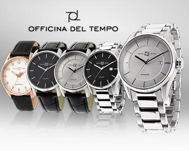 Relógio Style Auto Minimal   Officina del Tempo®