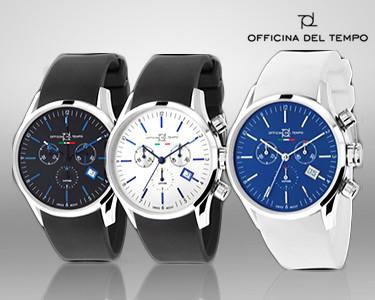 Relógios Officina del Tempo® para Homem   Modelos Business