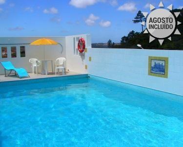 Verão em Óbidos - Noite em Hotel na Costa de Prata