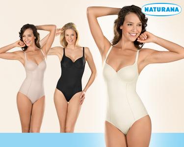 Body Almofadado Naturana® | Escolha o Tamanho