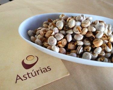 Astúrias Café | Dose de Caracóis + 2 Pregos + 2 Imperiais para Dois