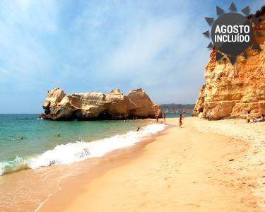 Algarve em T1 | 1, 2 ou 3 Nts na Praia da Rocha | Apartamentos Oceano Atlântico 4*