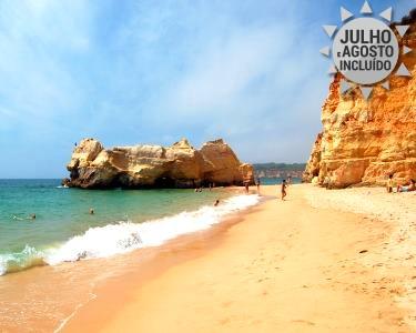 Férias no Algarve em T1 | 5 ou 7 Noites nos Apartamentos Oceano Atlântico 4*