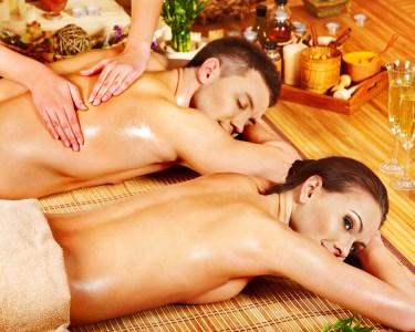 Luxúria Tropical - 50 Minutos | Massagem de Maracujá & Manga para Dois