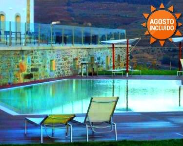 Água Hotels Douro Scala 5* - Noite de Férias com Jantar
