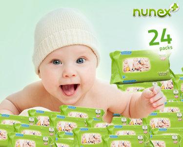 1728 Toalhitas Nunex® Extra Suaves