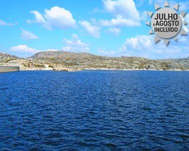 Escapadinha de Verão! 1 a 3 Noites na Serra da Estrela & Praia Fluvial de Loriga