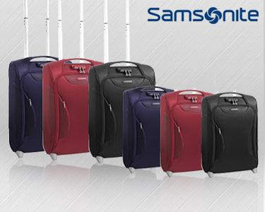 Malas de Viagem Samsonite® Upright   Tamanhos Cabin Size