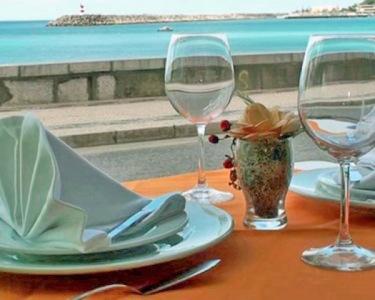 Romance em Sesimbra | Mariscada com Vista Mar