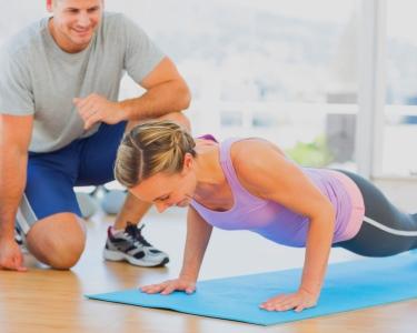 3 Sessões de Personal Training + Massagem + Aconselhamento Nutricional