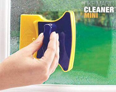 2 Limpa-Vidros Magnético | Magic Cleaner