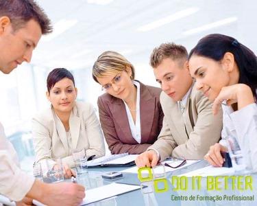 Optimize o seu Futuro | Curso de Formação de Formadores - Do It Better