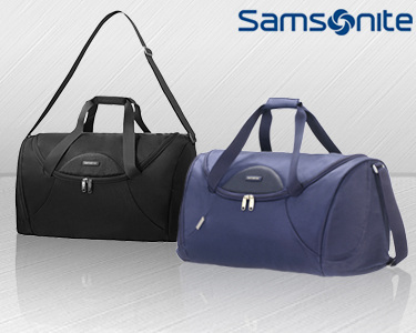 Mala de Viagem Samsonite® | Modelo Boston Bag