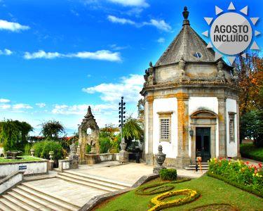 Verão de Romance e Luxo | Noite VIP no Novo Hotel do Parque 4* - Braga