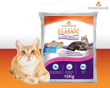 Areia para gato | Cat Litter Extreme 15KG