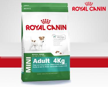 Royal Canin® Mini Adult 4kg | Para Cães de 1 a 10 KG