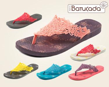 Batucada® | Sandálias Hawaii - 6 Cores à Escolha