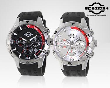 Relógio Spazio24® Skipper Chrono L4058 | Escolha o Modelo