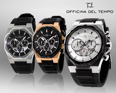 Relógio Officina del Tempo® para Homem | Modelos New Race