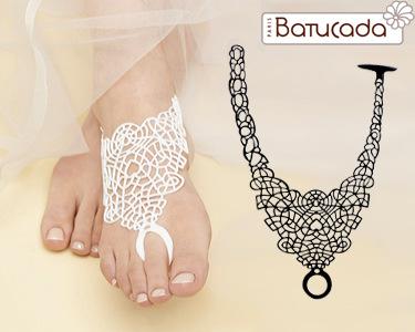 Batucada® Footwear | Jóias para os Pés - Escolha a Cor