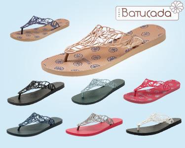 Batucada® | Sandálias Acácia - 8 Modelos à Escolha