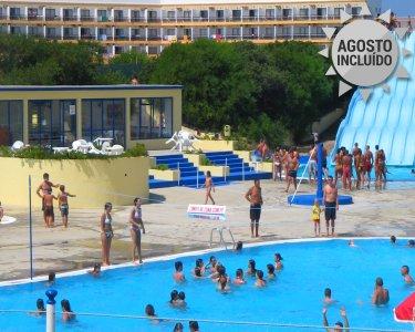 Parque Aquático de Peniche | Um Dia de Muita Diversão