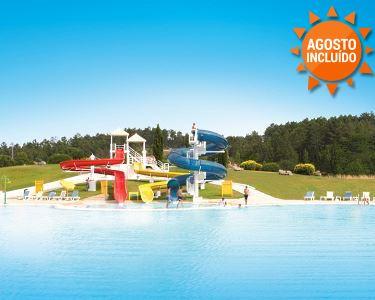 Hotel Príncipe Perfeito 4* |1 Noite + Parque Aquático & Feira S.Mateus