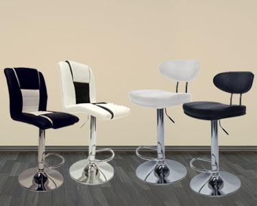 2 Cadeiras Altas | Charme, Classe e Requinte - Escolha o Modelo