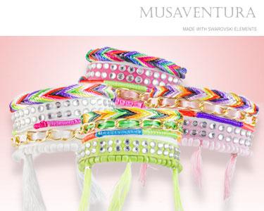 Musaventura - Pulseiras Califórnia Dream | Escolha a Sua