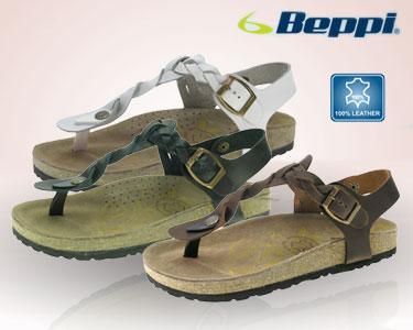 Sandálias Casuais Beppi® para Senhora | Escolha a Cor e o Tamanho