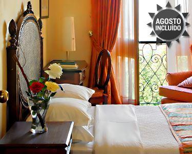 Escapada em Braga | 1 Noite com Jantar no Hotel do Elevador