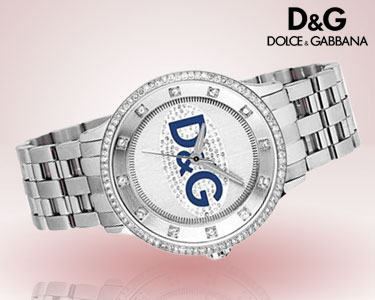 Relógio Dolce&Gabbana® Prime Time   Estilo e Elegância