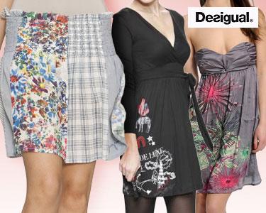 Desigual® | 3 Modelos para Senhora - Escolha o Seu e o Tamanho