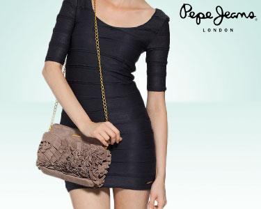 Pepe Jeans® | Mala Flora para Senhora - Escolha a Cor