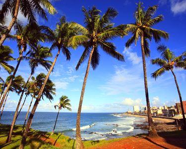 Fim de Ano na Bahia!  Voos + Transfers + 7 Noites