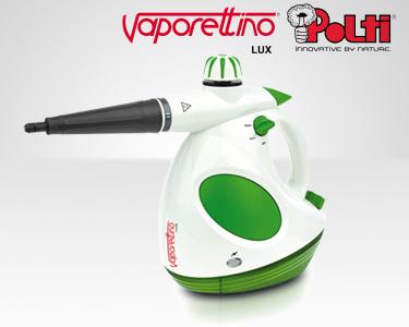 Vaporettino Lux | Limpeza a Vapor Polti® PGEU0010