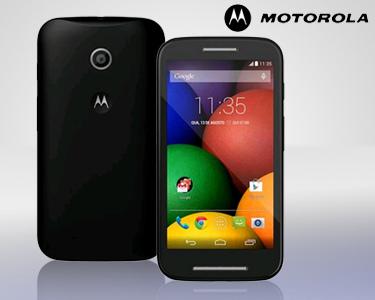 Smartphone Android Motorola Moto E   Preto