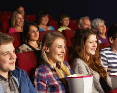 Vá ao Cinema City! Filme à Escolha | Bilhete & Pipocas