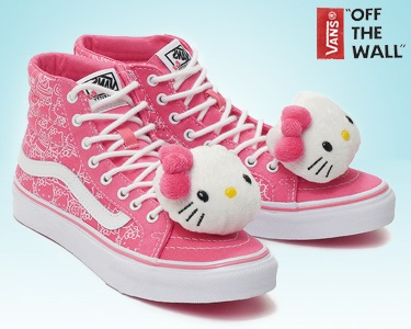 Ténis Vans® Hello Kitty | Escolha o Tamanho