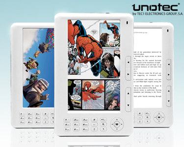 eBook Multimedia Unotec EB71