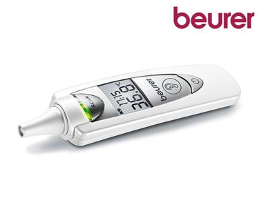 Termómetro Digital de Ouvido Beurer® | 3 em 1