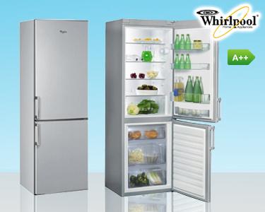 Whirlpool® | Frigorífico Combinado 352L A++ - Ref. WBE 34142 TS