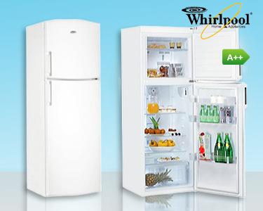 Frigorífico Combinado 2 Portas Whirlpool® | 320L A++ - Ref. WTE 31122