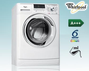 Máquina de Lavar Roupa Whirlpool® SPA 1040   10 KG 1400 RPM A+++