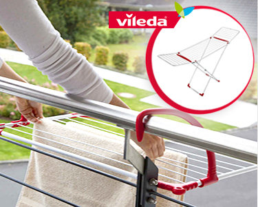 Estendal de Roupa Vileda® | Escolha o seu Modelo