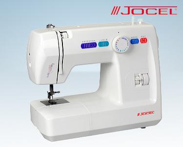 Máquina de Costura da Jocel   Inclui 12 Acessórios